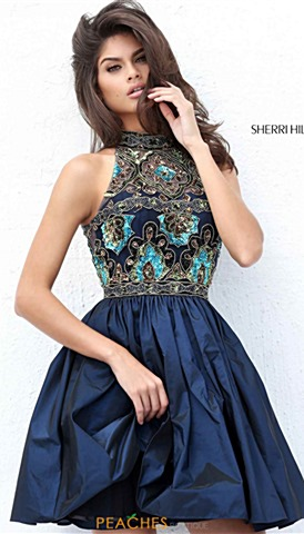 Sherri Hill Short 50706