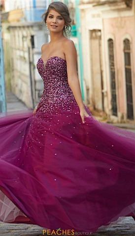 Ball Gowns and Quinceañera Dresses | Peaches Boutique