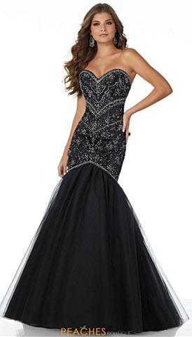 Black Prom Dresses | Peaches Boutique