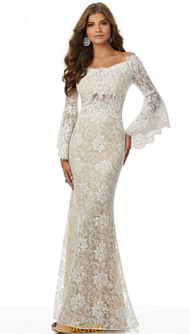 Wedding reception dresses peaches boutique morilee 42082 junglespirit Images