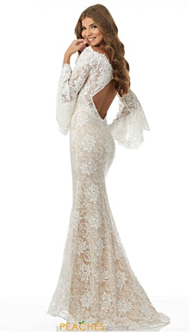 Wedding reception dresses peaches boutique morilee 42082 junglespirit Image collections