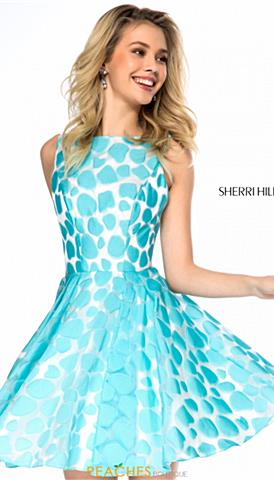 Sherri Hill Short S51921