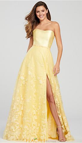 Ellie Wilde Prom Dresses Peaches Boutique