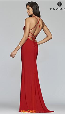 c039509186 Fitted Prom Dresses