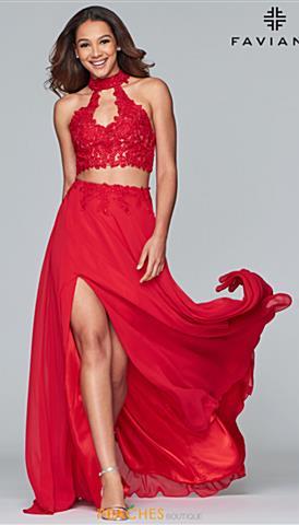 c9148cfafc1 Faviana Prom Dresses