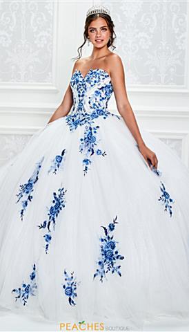1db72b0f0b3 Vizcaya Quinceanera Gown 60052  620 Quickview. Princesa PR11928