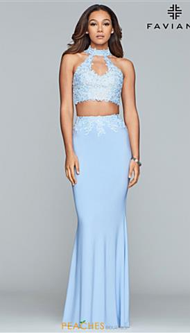 14b4c01a97 Faviana Prom Dresses | Peaches Boutique