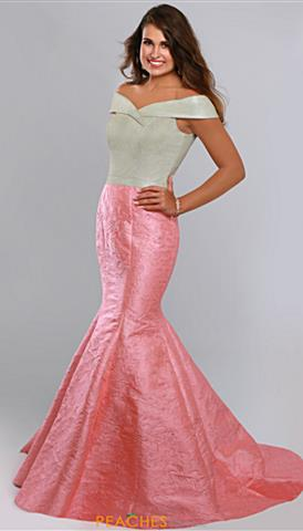 a9c766046ae Coral Prom Dresses