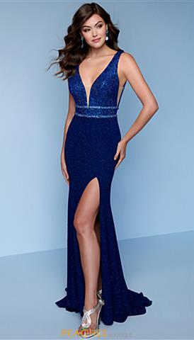 91007d5af1 Navy Prom Dresses