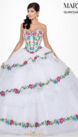 06a43b75e80 Mary s Quinceanera Dresses