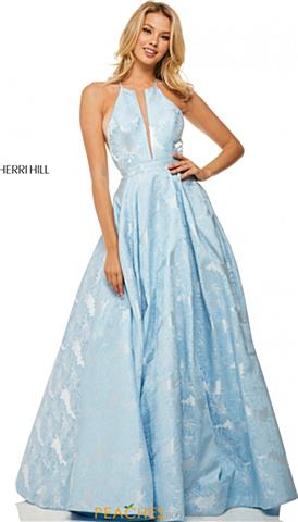 7ee1990a04 Sherri Hill 52630. Quickview. Light Blue ...