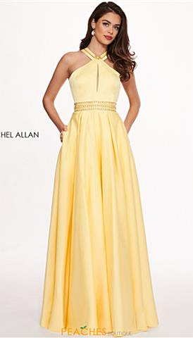 7f0da6b7328b Rachel Allan Prom Dresses | Peaches Boutique