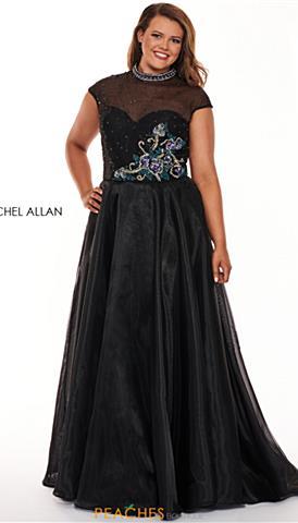 e1a2724ff49 Plus Size Prom Dresses