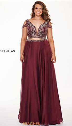 Plus Size Prom Dresses Peaches Boutique