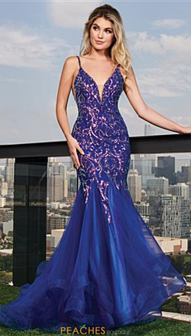 Purple Prom Dresses Peaches Boutique