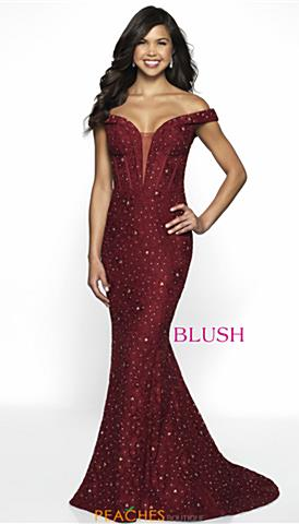 93feefe9b2cf6 Blush Prom Dresses | Peaches Boutique
