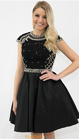 Sherri Hill Short 32317