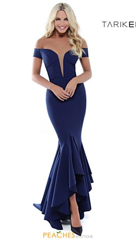 2b6dd63d5f2 Tarik Ediz Prom Dresses