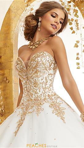 9e4563ee6c Vizcaya Quinceanera Gown 60071  670 Quickview. Vizcaya 60074