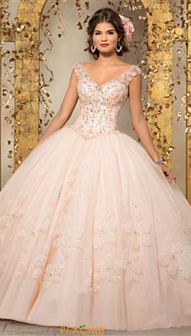 206cfad6dde6 Quintessential Quinceanera Dresses | Peaches Boutique