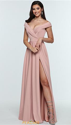Zoey Grey Prom Dresses Peachesboutique