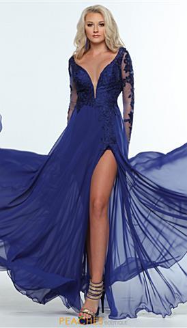 3db1bc23e5 Zoey Grey 31410. Quickview. Cobalt  Cobalt  Cobalt. Zoey Grey Dress ...