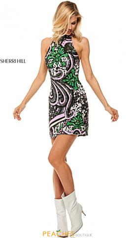Sherri Hill Short 52214