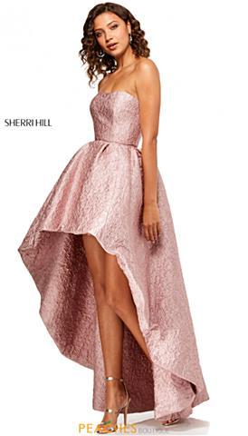 0574b97d75a High Low Prom Dresses