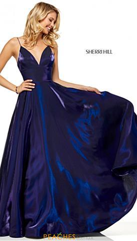6da50454ae6 A Line Prom Dresses