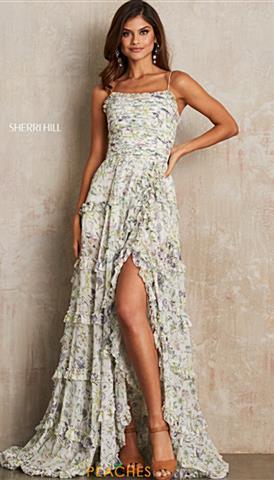 434b42889a1 Print Prom Dresses