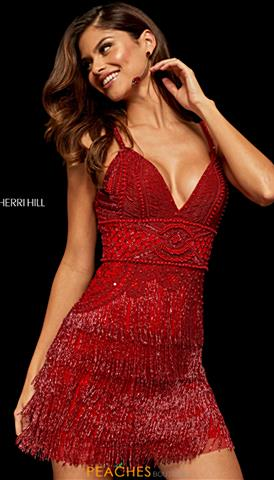Sherri Hill Short 52938