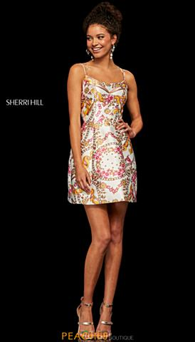 Sherri Hill Short 52943