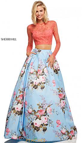 ddfd41f15f Print Prom Dresses