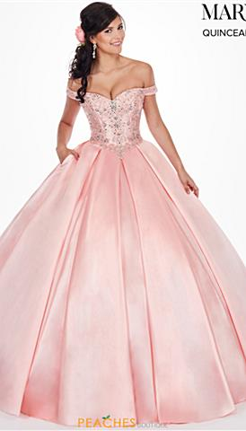 1f42609758b Vizcaya Quinceanera Gown 60054  550 Quickview. Mary s MQ1032
