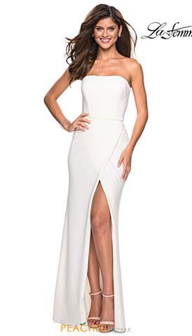 d274d908ccf White Prom Dresses
