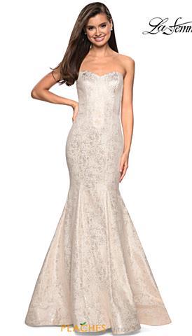759f9e174f2d La Femme Prom Dresses | Peaches Boutique