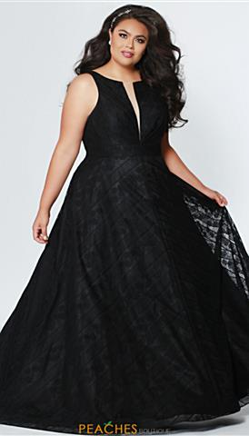 7b536db5fa9 Plus Size Prom Dresses
