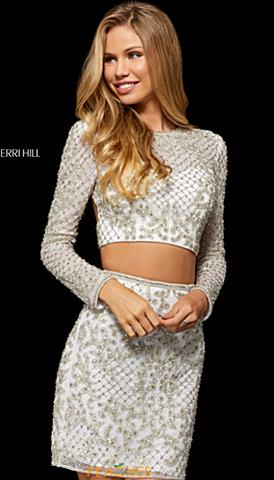 Sherri Hill Short 52090