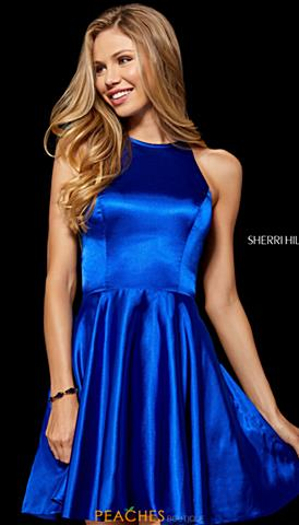 Sherri Hill Short 52254