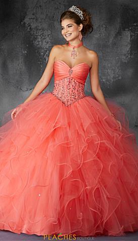 Coral Prom Dresses | Peaches Boutique