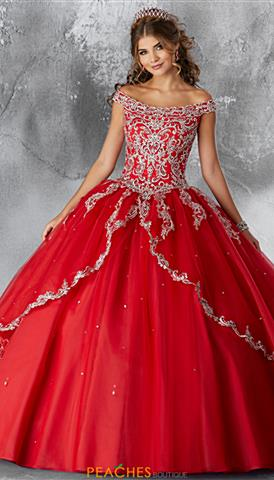 Quintessential Quinceanera Dresses Peaches Boutique
