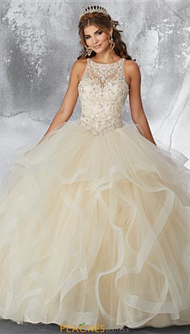 205c463ce6d Champagne Prom Dresses