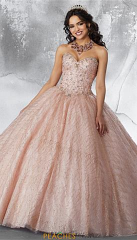 448d243b665b Quintessential Quinceanera Dresses | Peaches Boutique