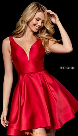 Sherri Hill Short 52179