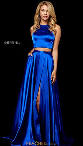 f3cbf7e857984 Sherri Hill Dresses | Peaches Boutique