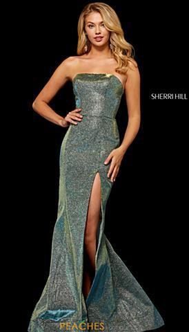 Sherri Hill Prom Dresses Peaches Boutique