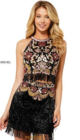Sherri Hill Short 52102