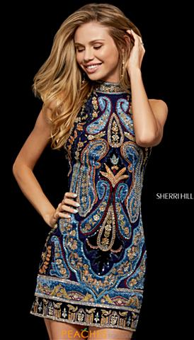 Sherri Hill Short 52106