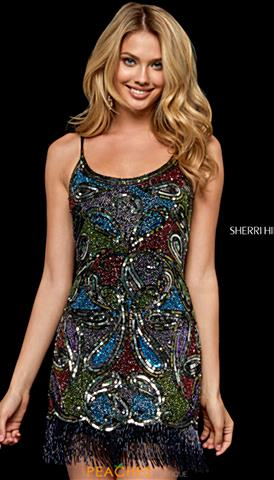 Sherri Hill Short 52127