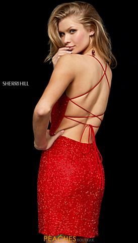 Sherri Hill Short 52165